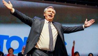 Alberto Fernández, el equilibrista