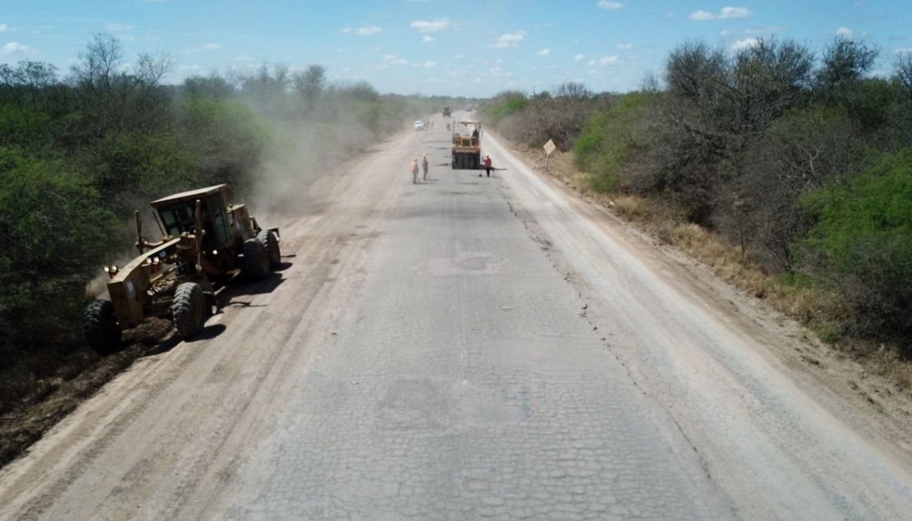 Resultado de imagen para Salta: avanza la pavimentación de la ruta provincial 13