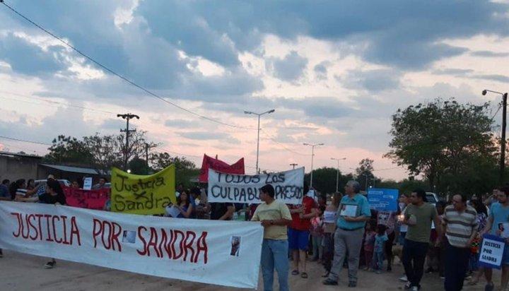 Caso Palomo: familiares de la docente asesinada pidieron condena para todos