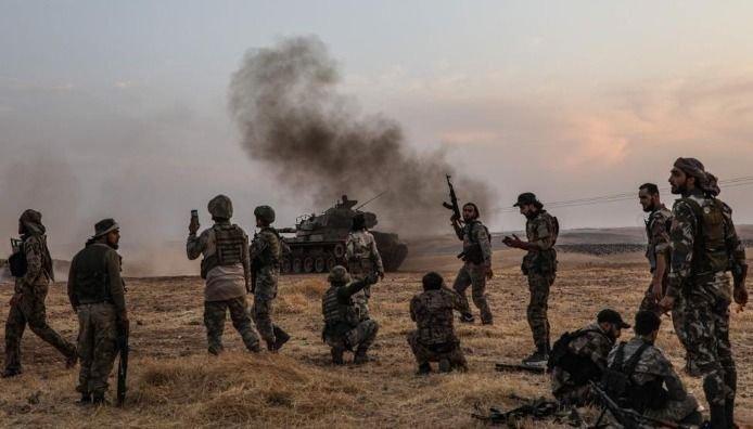 Temor por una guerra entre Turquía y Siria: EE.UU. impone sanciones a Ankara