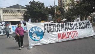 """El SEOM realizará una marcha en contra del """"Si se puede"""" cuando llegué Macri"""