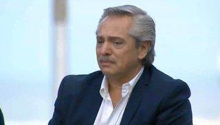 Alberto Fernández se emocionado cuando Cristina recordó su rol como funcionario de Kirchner