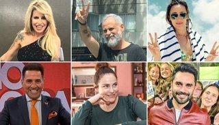 Las reacciones de los famosos tras los resultados de las elecciones