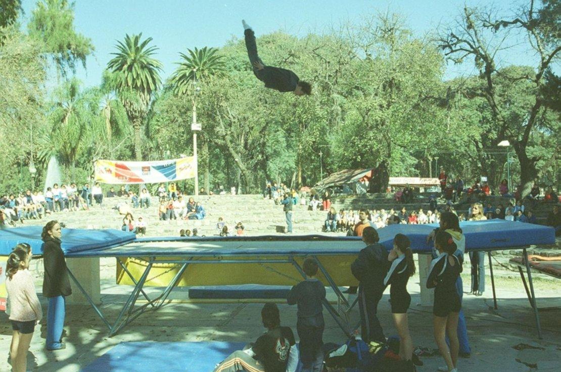 Festejos del Día del Niño en 2004