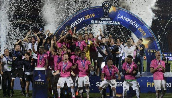 Comienza la acción de la Copa Sudamericana