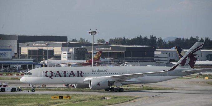 Polémica determinación en el aeropuerto de Qatar