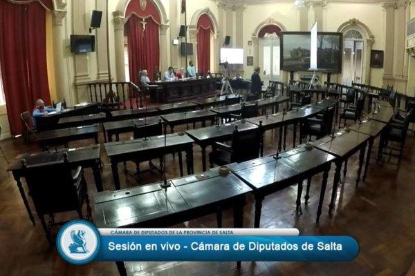 Diputados aprobaron la prórroga de la emergencia sociosanitaria