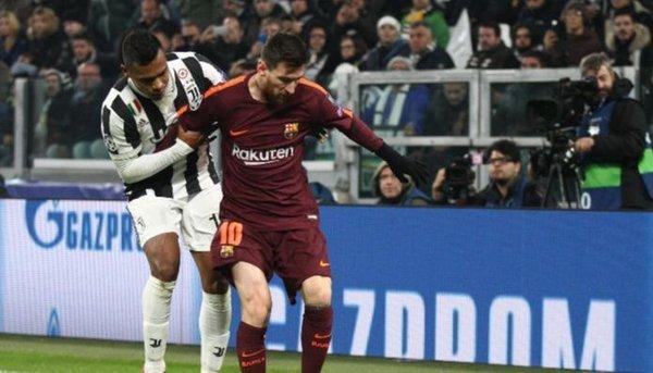 Con Messi, sin Ronaldo el Barcelona visita hoy a Juventus