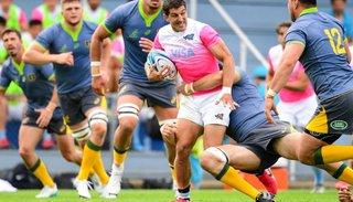 Los Leones vencieron a Australia Rugby Selection