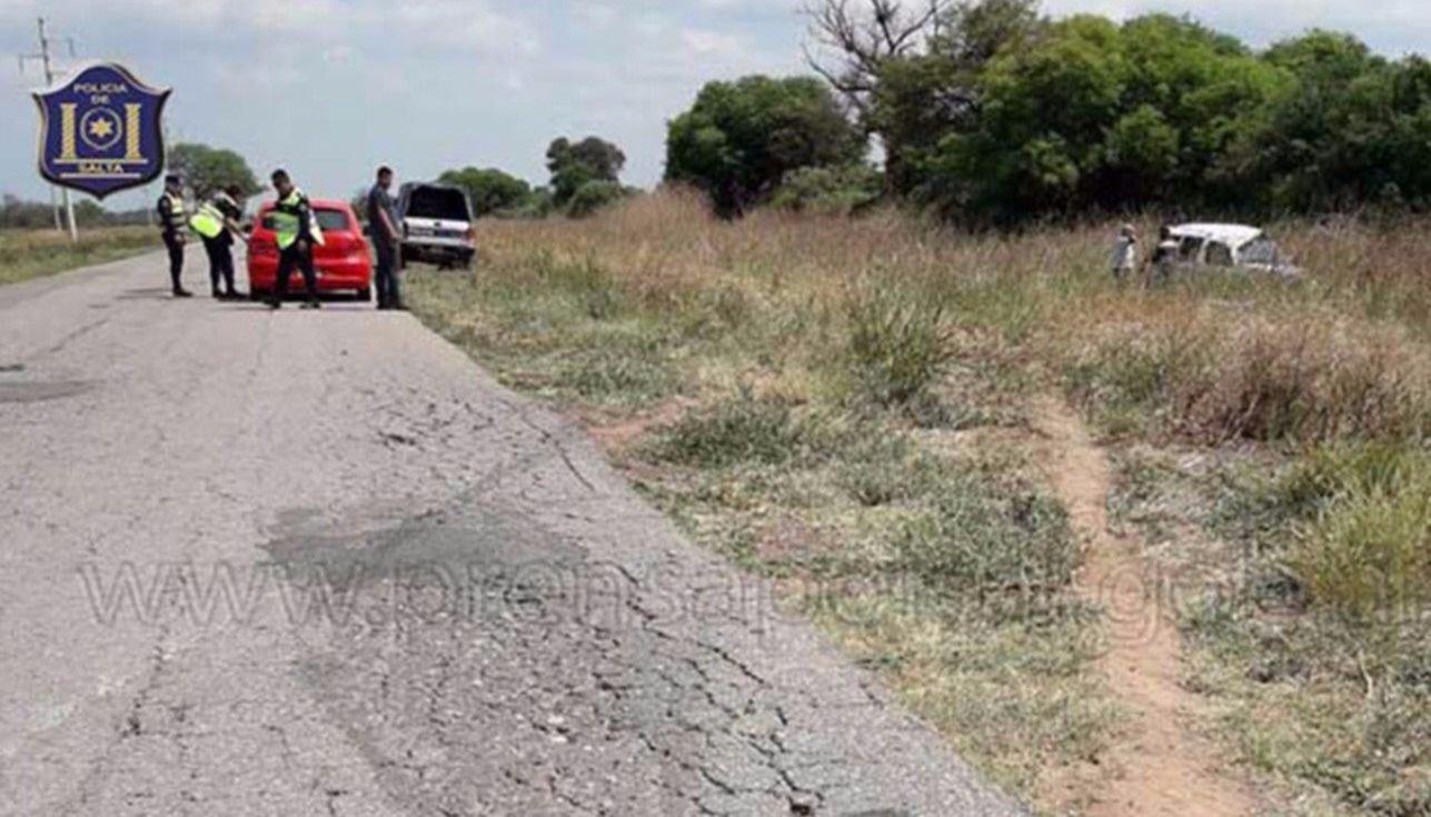 Otra víctima  fatal de los  accidentes en  las rutas