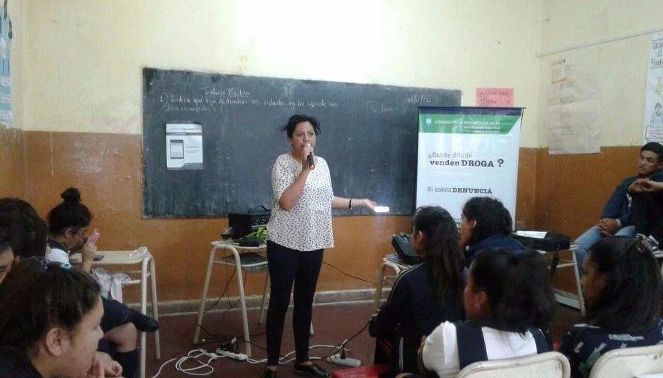 Fortalecimiento educativo en las aulas
