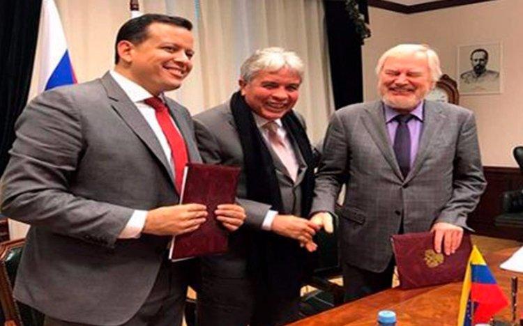 Rusia firmó acuerdo para reestructurar la deuda