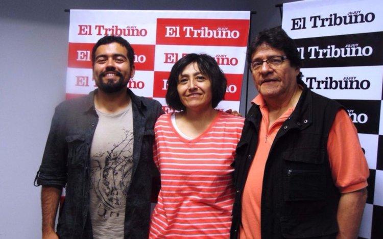 Víctor y Martín Seves Dúo presentándose en Jujuy
