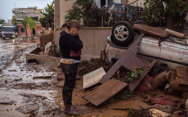 Duelo nacional por fuertes inundaciones