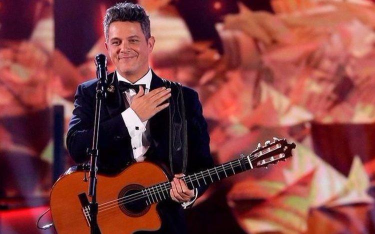 Alejandro Sanz: Persona del Año 2017 en los Grammy Latinos