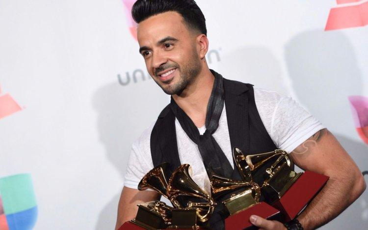 """""""Despacito"""" arrasó en los Premios Grammy Latinos 2017"""