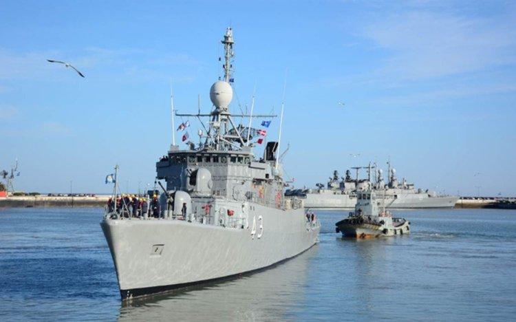 El más grande operativo para encontrar al submarino ARA San Juan
