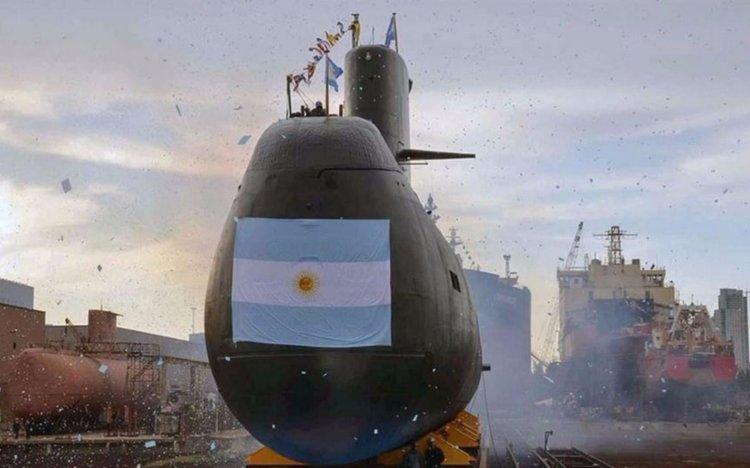 Se conocieron los nombres de los tripulantes del submarino ARA San Juan