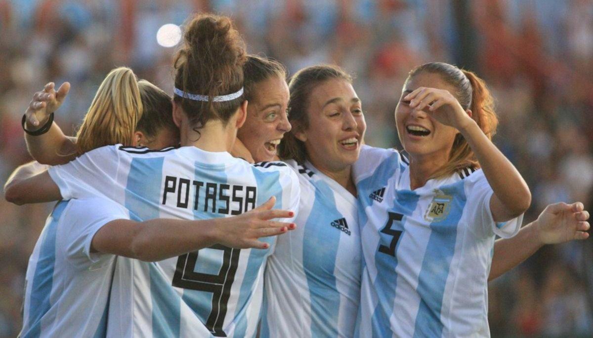 Resultado de imagen para argentina panama femenino