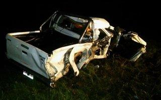 Grave accidente en la ruta Nacional 34 a la altura de Metán