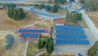 Salta tiene el estacionamiento solar más grande del país
