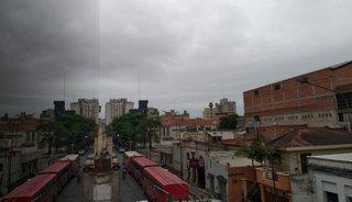 Cielo cubierto y probabilidades de lluvias