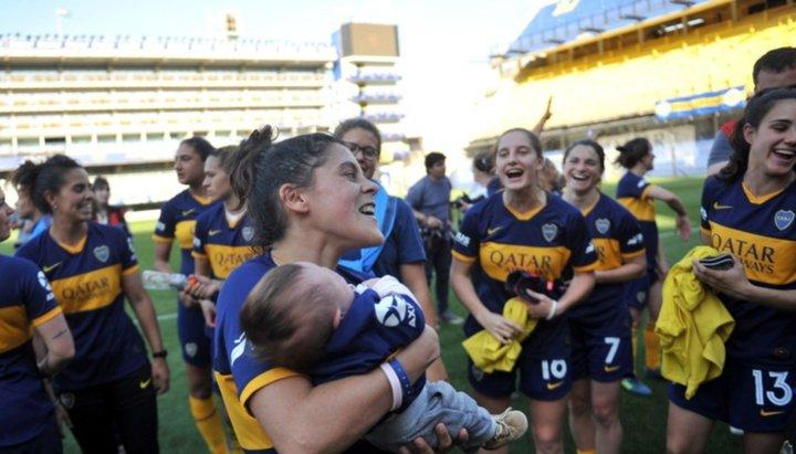 Otra conquista para el fútbol femenino: embarazo ya no es una lesión