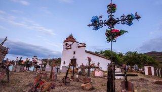 La iglesia de La Quesera es ahora Monumento Histórico Nacional