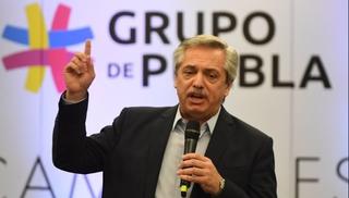 Alberto Fernández pidió la liberación de los ex funcionarios que continúan detenidos