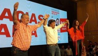 """Gustavo Sáenz: """"Acá no hay vencedores ni vencidos, hay que trabajar juntos por Salta"""""""