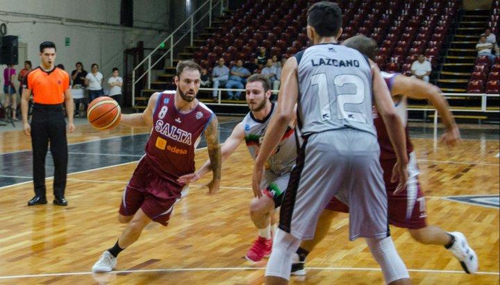 Salta Basket volvió al camino de la victoria en la Liga Argentina