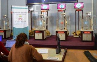 El 12 de diciembre será el próximo sorteo de lotes para San Salvador