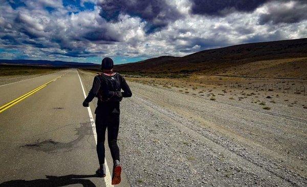"""Video: de Ushuaia a Alaska, el """"Forrest Gump"""" argentino llegó a Salta - El Tribuno.com.ar"""
