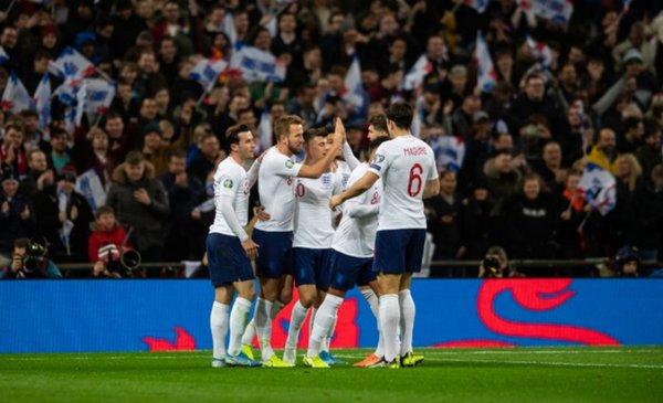 Inglaterra y Francia sacaron pasaje a la Eurocopa 2020 - El Tribuno.com.ar