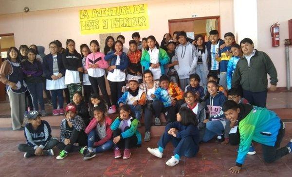 Encuentro entre escuelas de Córdoba y la Quebrada - El Tribuno.com.ar