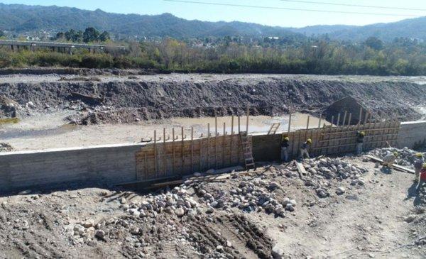 Proyectos de desagües pluviales en la Quebrada - El Tribuno.com.ar