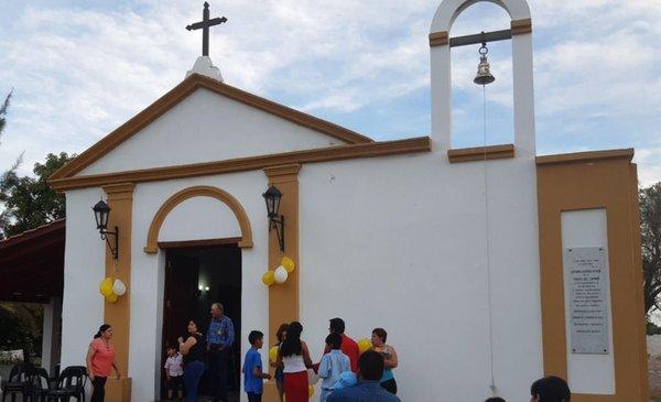 Nueva campana para la capilla de Betania - El Tribuno.com.ar