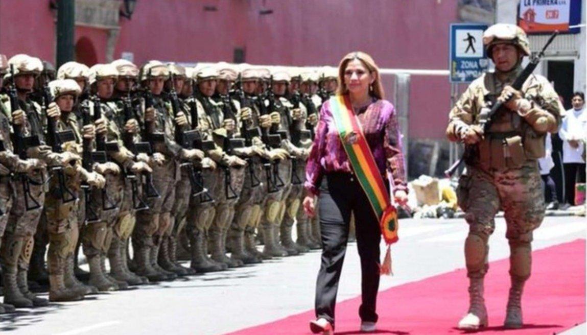 Represión en El Alto deja al menos 6 muertos — Dictadura en Bolivia