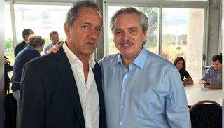 Alberto Fernández le propuso a Scioli ser el embajador en Brasil