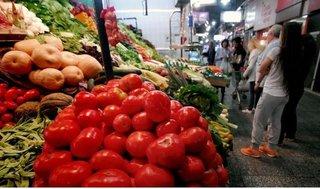 Más de la mitad de la verdura se descartada por exceso de agrotóxicos