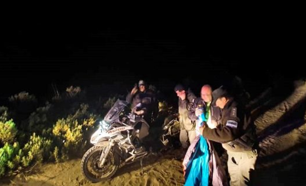 Resultado de imagen para rescate jujuy moto