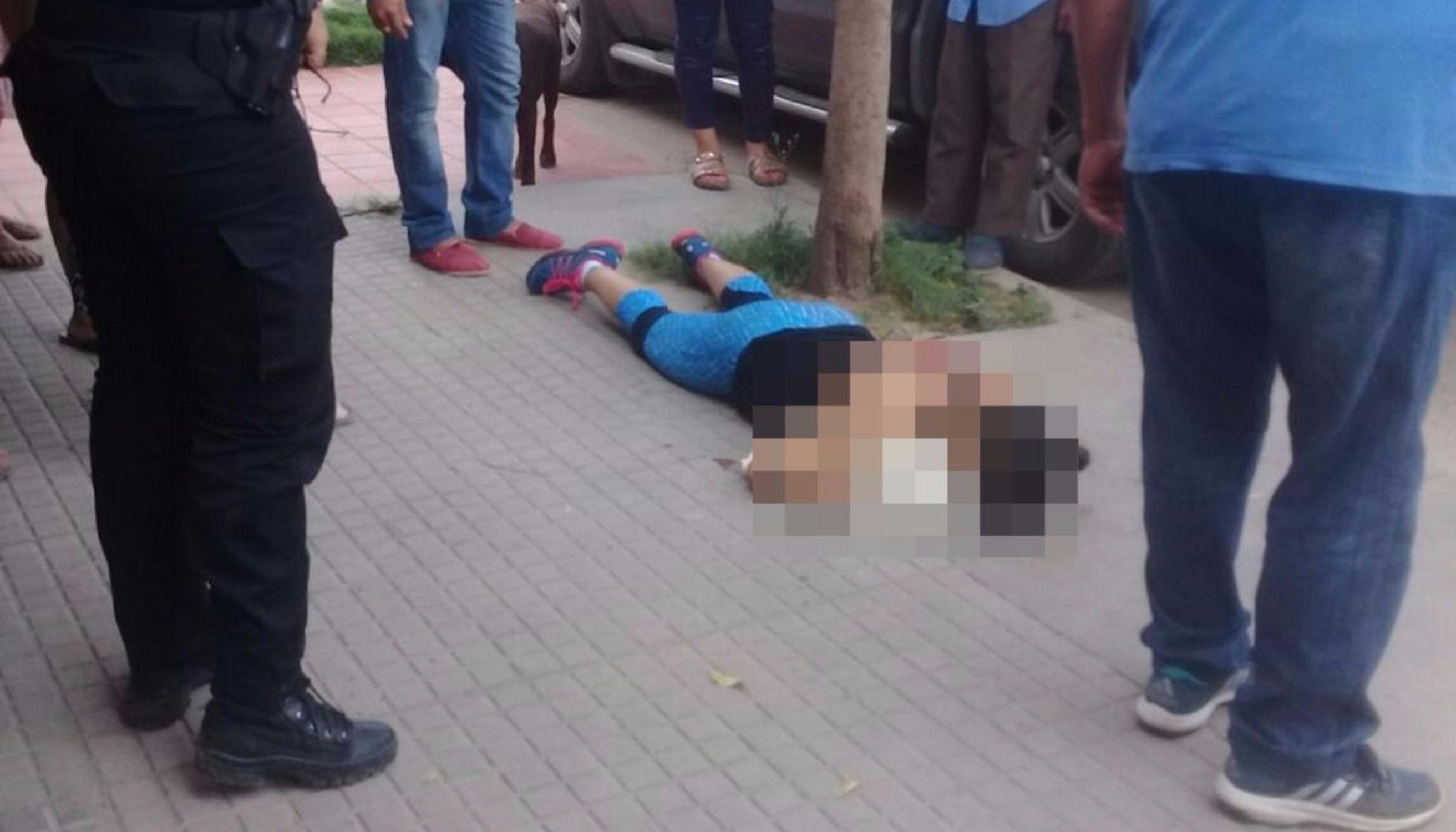 Un hombre acribilló a su esposa en plena calle de Joaquín V. González