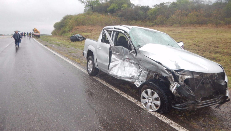 La ruta 9/34 se deteriora y  provoca nuevos accidentes