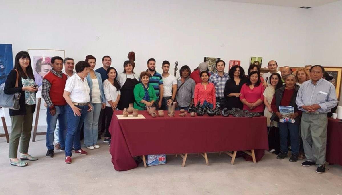 La Red de Mercados Artesanales se reunió en la Termal