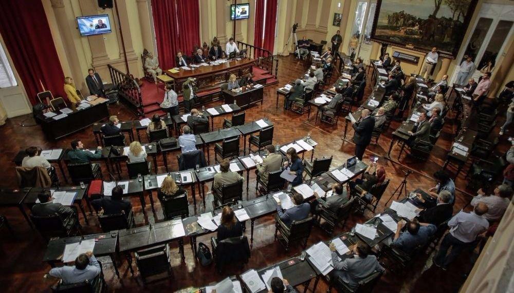 Diputados le otorgó media sanción a la ley que avala el consenso fiscal