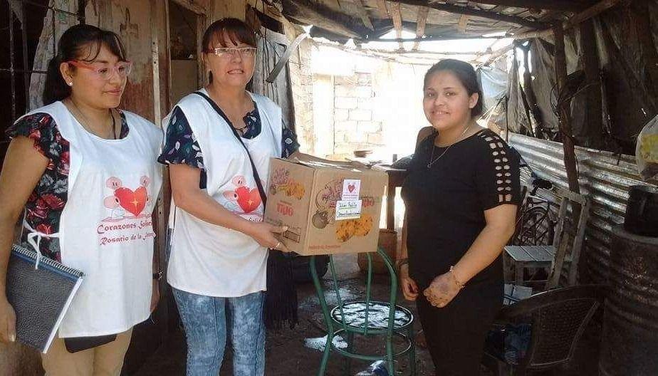Corazones Solidarios: un grupo para servir