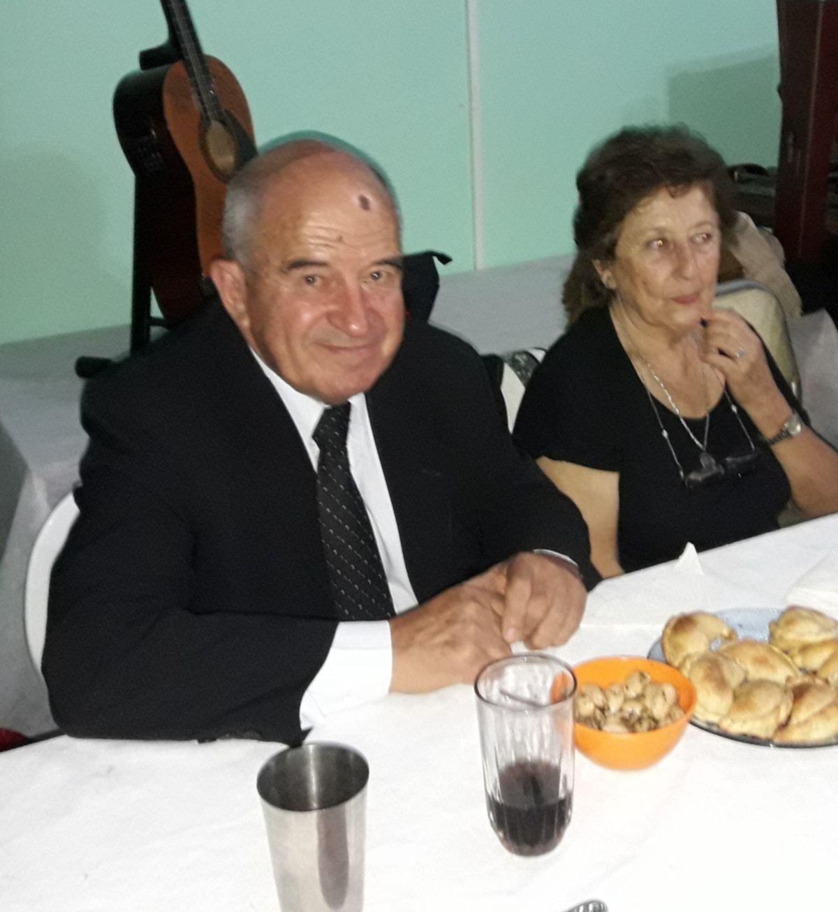 Rodolfo Aredes y su muñeco Pepito fueron agasajados
