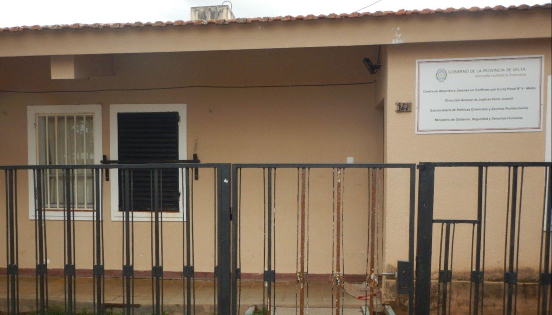 Aceptan un hábeas corpus por menores detenidos en Metán