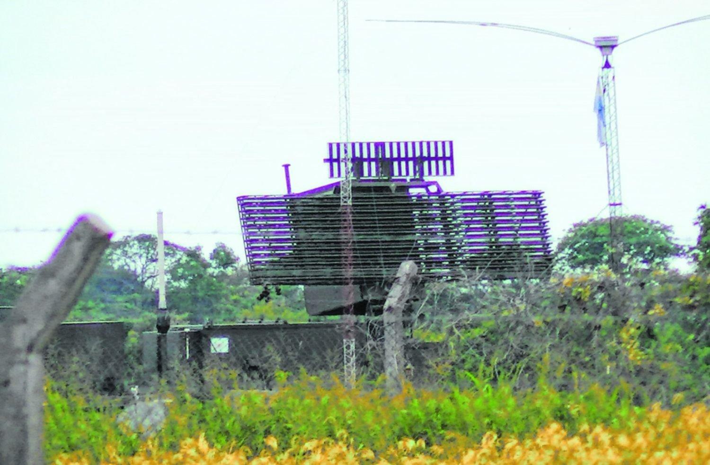 Resultado de imagen para Estación Radar Tartagal: el control exhaustivo del espacio aéreo