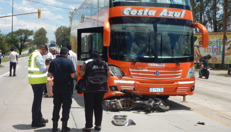 Declararon la emergencia vial en todo el municipio de Metán